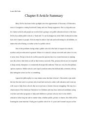Chapter 8 Article Summary (2).docx