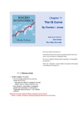 Ch11-The IS Curve-150428-¿Ï