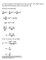 Solution for Chapter 3, 3.6 - Problem 32 - Single Variable Calculus, 6th Edition - eNotes.pdf