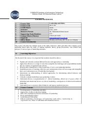 COMSATS Institute of Information Technology.docx