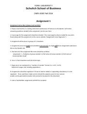OMIS 6000 - Assignment 1 F16 (1).docx
