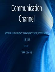 Communication Channel.pptx