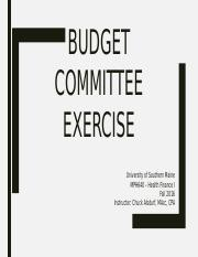 Budget Committee Case.pptx