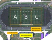 2014 Upward Field Layout