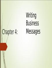 Busn 102 - Chapter 4 - 2015.ppt
