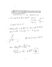 solutions for final exam 1