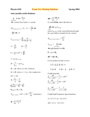 Exam2_2004Spring_Solutions
