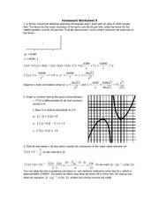 HomeworkWorksheet9Solutions