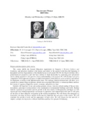 Fischer-Bovet_Ancient World-syllabus2012-08-23
