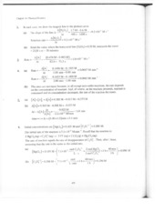 Chapter 14 Solutions