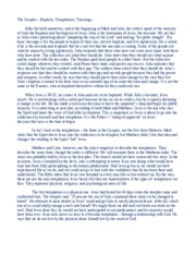 Notes 7 The Gospels - Baptism Temptation Teachings - A5