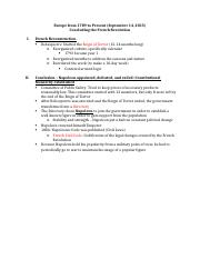 HIST 10223 - Concluding the French Revolution Notes.docx