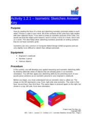 Activity1_2_1Isometric_Sketches_AnsKey