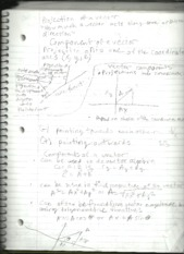 physics 1 notes #11