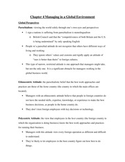 chapter 4 5 study guide Chapter study outline [introduction: columbian exchange] the first americans the settling of the americas indians settled the new.