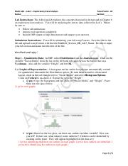 Lab 3 - Exploratory Data Analysis key-1
