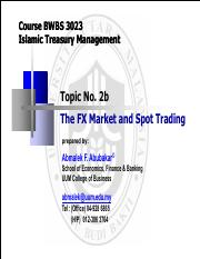 Topic 02b The FX Market and FX Spot Trading.pdf