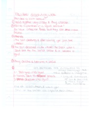 Chemistry Notes 4