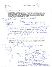 Quiz 4 - Annotated Key
