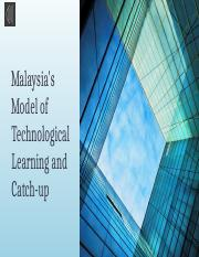 14-A Malaysia_s Model of Technological Learning and Catch-up