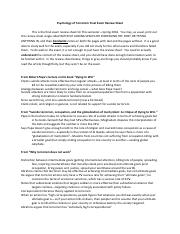 Psychology of Terrorism Exam 3 Review Sheet (1).pdf