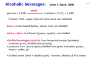 8 - Beverage Alcohol Production