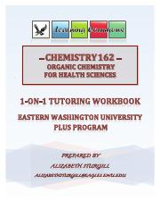 Chemistry 162 Workbook 2 pdf - Learning Commons ` 3 Alkynes