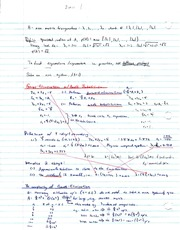 MTH510 Lecture note 5