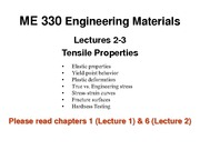 Lecture 2-3
