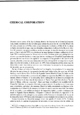 Caso Chem-Cal Corporation