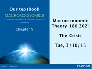 AS.180.302 Section 2 The crisis notes