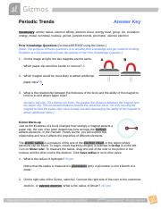 Periodic Trends.docx - Periodic Trends Answer Key ...