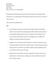 Nt1310 unit 2 essay