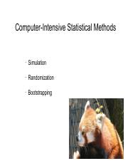 ComputerIntensiveMethods2.pdf