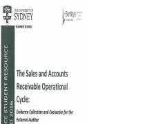 Evidence Collection For Sales & Accounts Receivable S2 2016.pdf