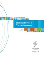 The Role of Power in