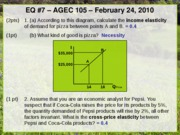 EQ 7 2010 Answer