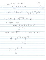 MATH19 Lecture Notes (2013) - #17
