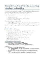 Financial reporting principles.docx