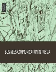 Business Communication in Russia.pptx