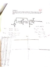 Midterm 2 (USC EE 202L Fall 2014 - Linear Circuits)