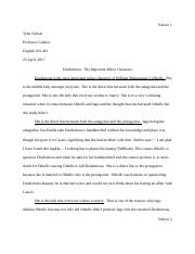 Othello Final Paper
