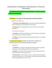 Qualitative Characteristics of Financial Information.docx