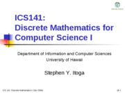 ics141-lecture18-Matrices
