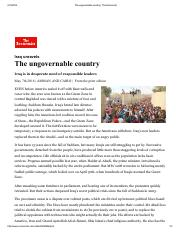 The ungovernable country _ The Economist.pdf