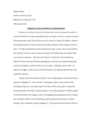 US RESEARCH PAPER BP