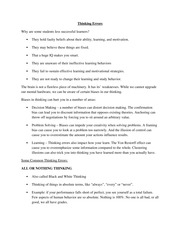 CRP Motivation & Wellness week 9 lecture handout 4