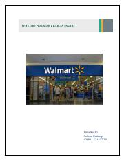 Reflective Paper_Sushant Kashyap GJAN17IT09_Walmart in India.pdf