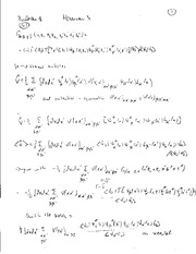 Homework B Solutions on Quantum Many-Body Theory
