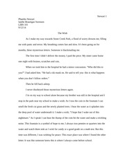 Connection paper-Short Story